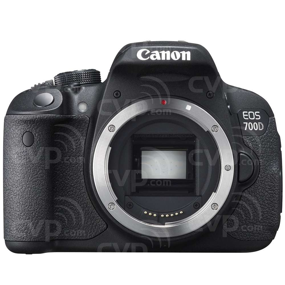 Canon EOS 700D 18.0MP Full HD Movie Digital SLR Camera