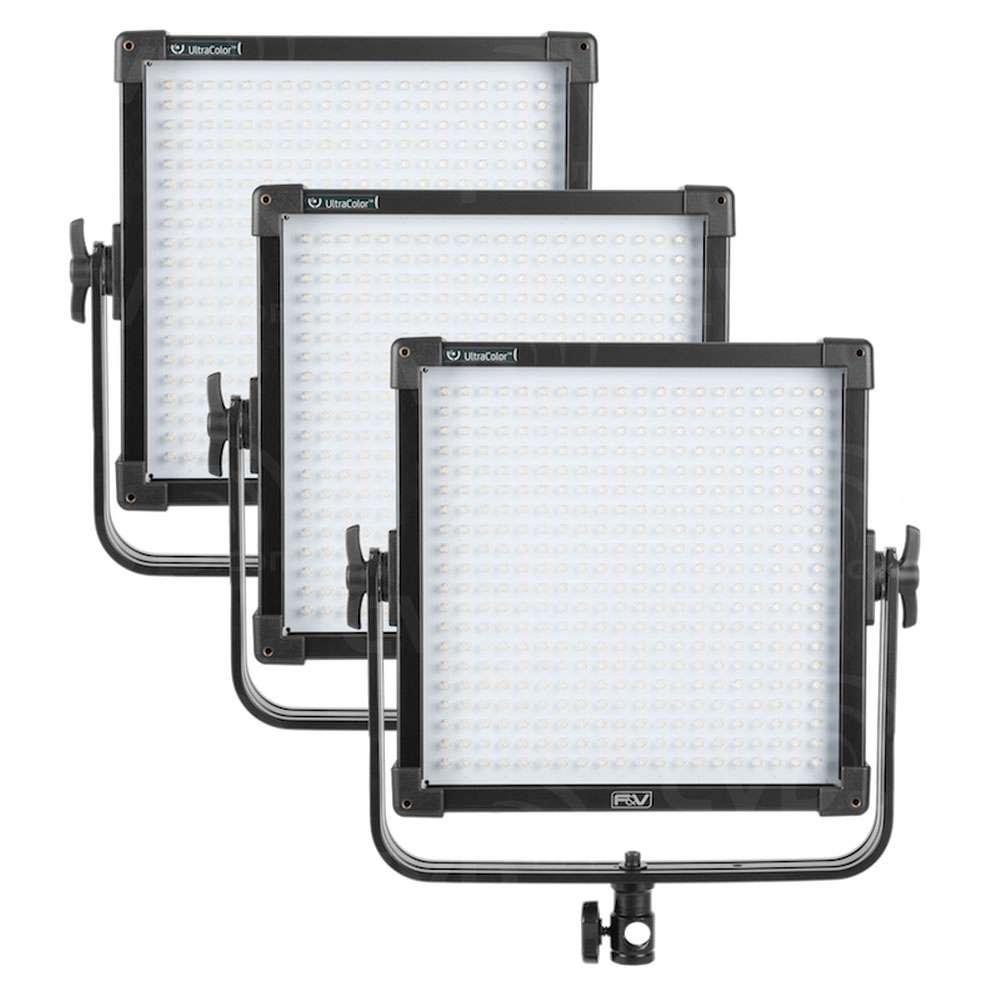 F&V Z400S UltraColour Bi-Colour LED 3-Light Kit (109031040221)