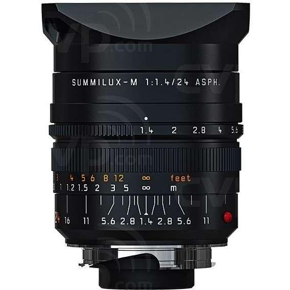 Leica SUMMILUX-M 24mm f1.4 ASPH Lens (p/n 11601)