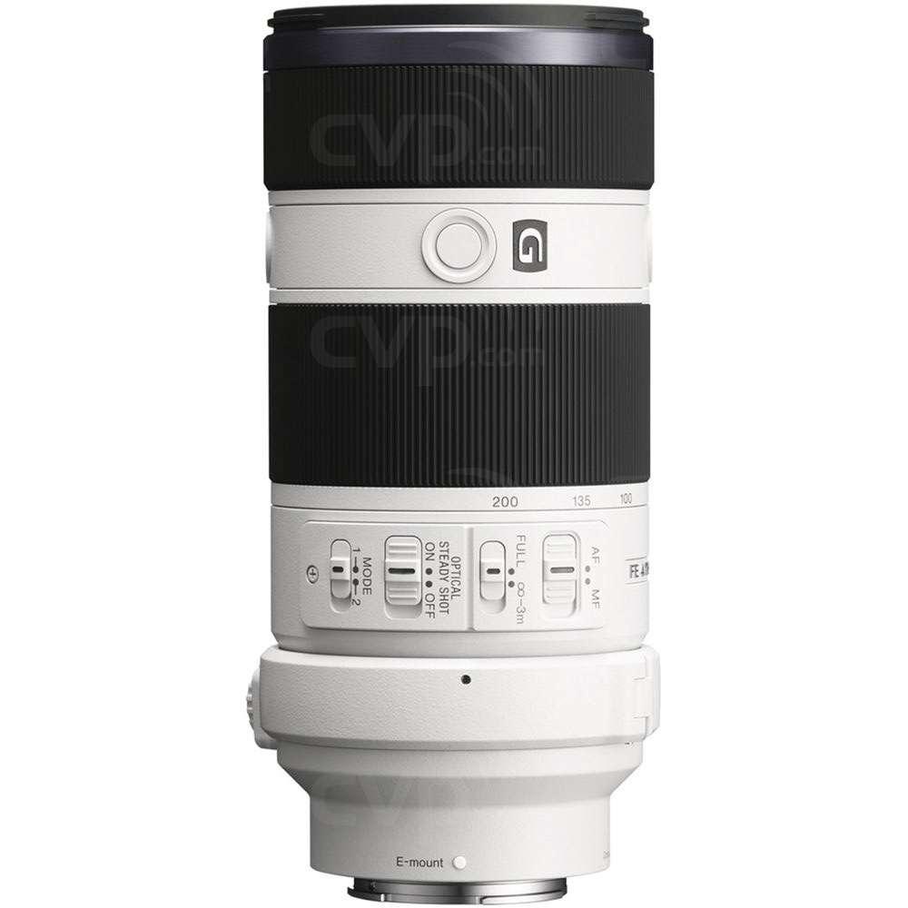 Sony (SEL70200G.AE) FE 70-200mm F4 G OSS Lens