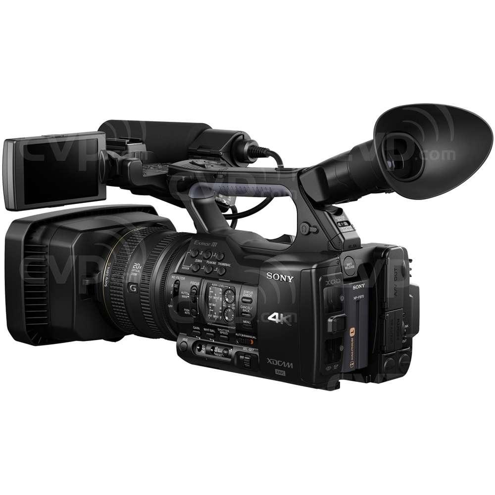 Sony PXW-Z100 (PXWZ100) 4K XAVC XDCAM Handheld Camcorder