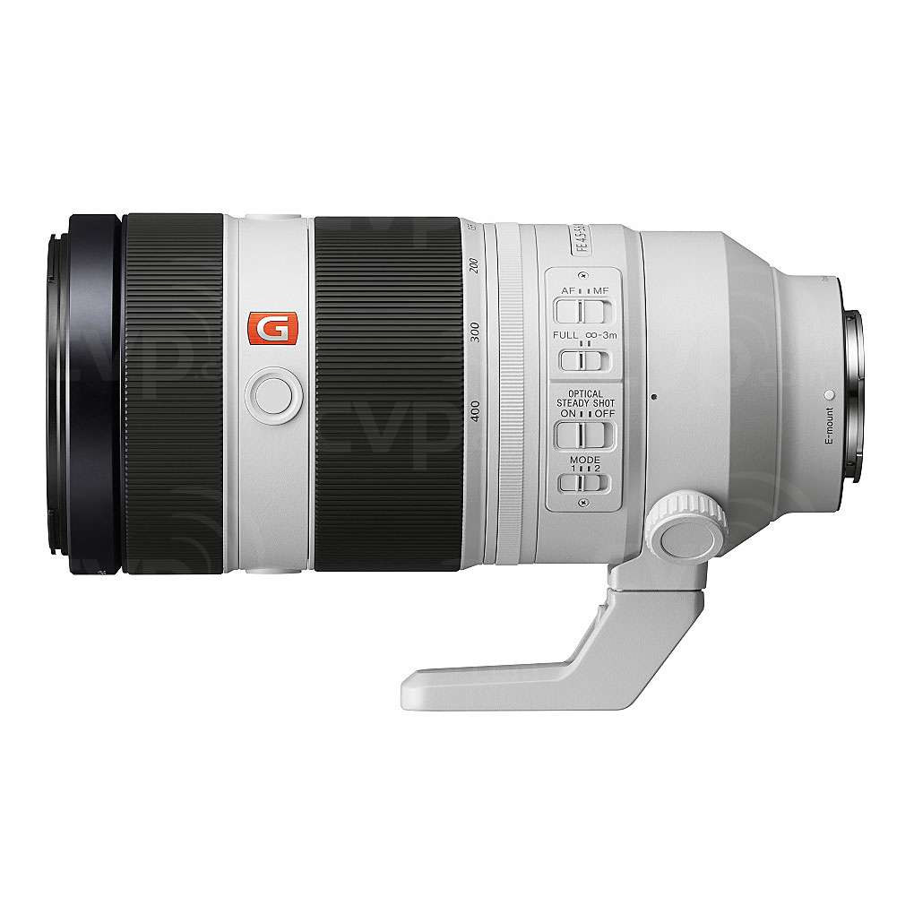 Sony 100-400mm FE f4.5-5.6 GM OSS E-Mount Lens (p/n SEL100400GM.SYX)