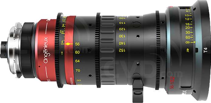 Optimo 56-152mm & Front Element Kit