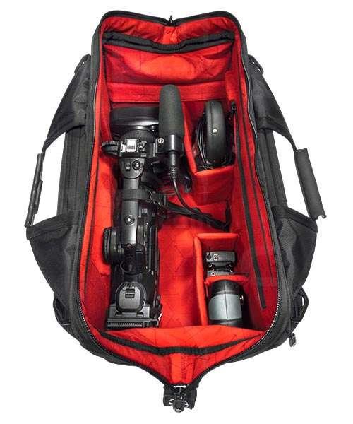 Sachtler Bags SC004 (SC-004) Dr. Bag - 4 Extra Wide
