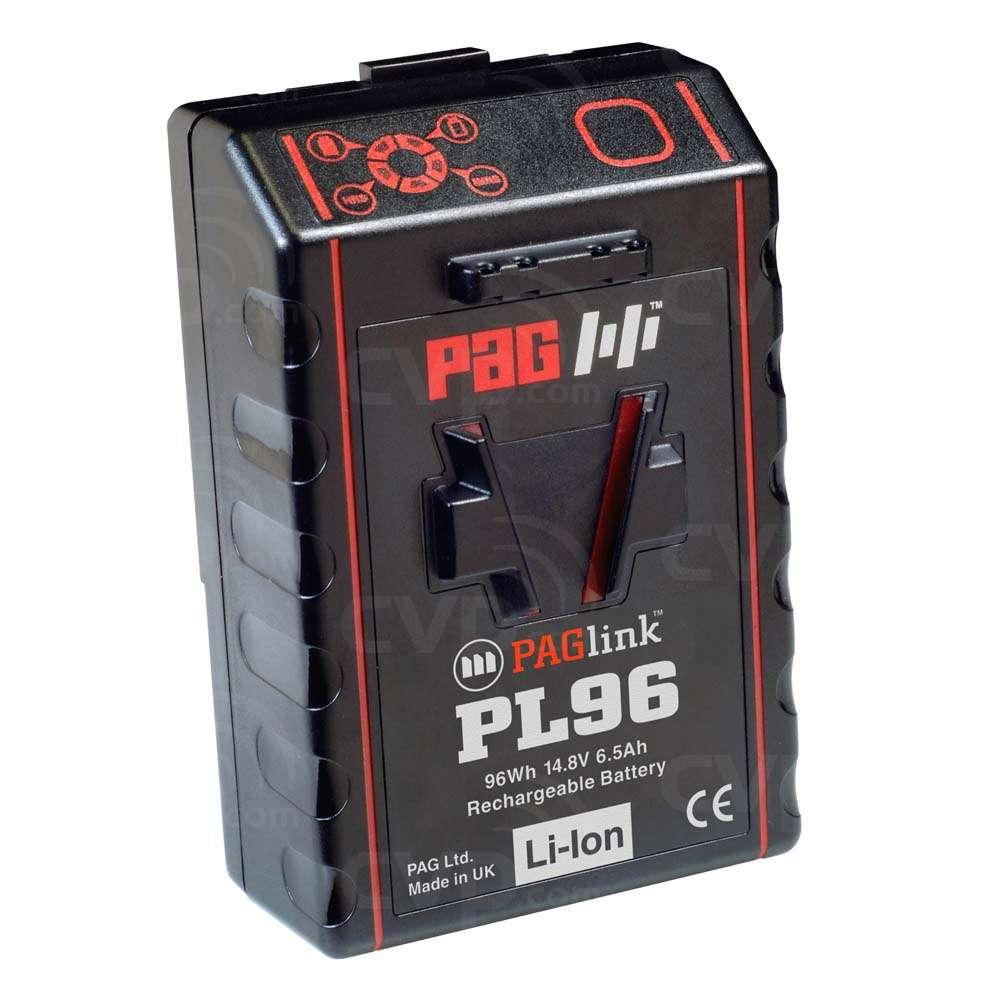 PAG 9303 PAGlink PL96e V-Lock / V-Mount Professional Camera Battery