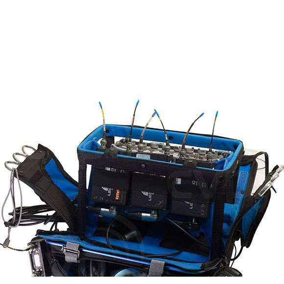 Orca OR-32 (OR-32) Audio/Mixer Bag with Aluminium Frame (Internal dimensions:
