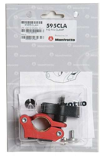 MN-595CLA Fig Rig Clamp