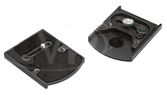 Manfrotto 410PL (410-PL) Accessory Plate with 1/4-inch and 3/8-inch Screws