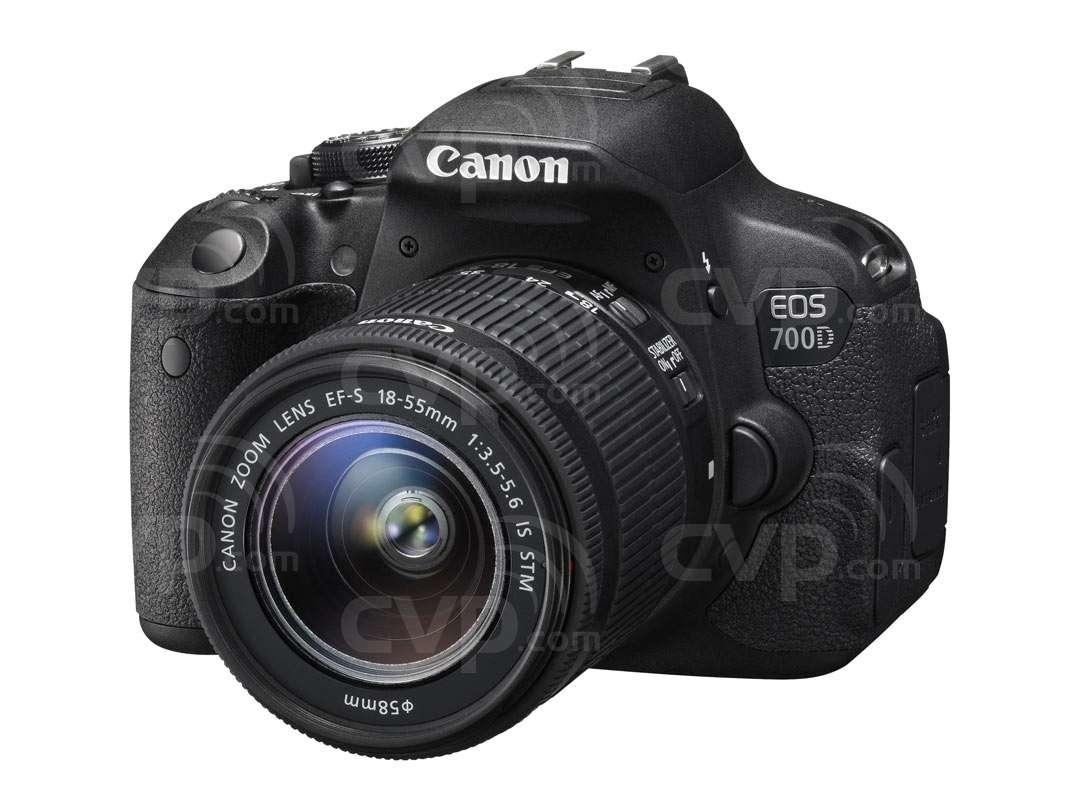 Canon EOS 700D 18.0MP Full HD Movie Digital SLR Camera