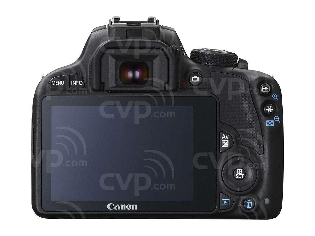 Canon EOS 100D 18.0MP Full HD Movie Digital SLR Camera