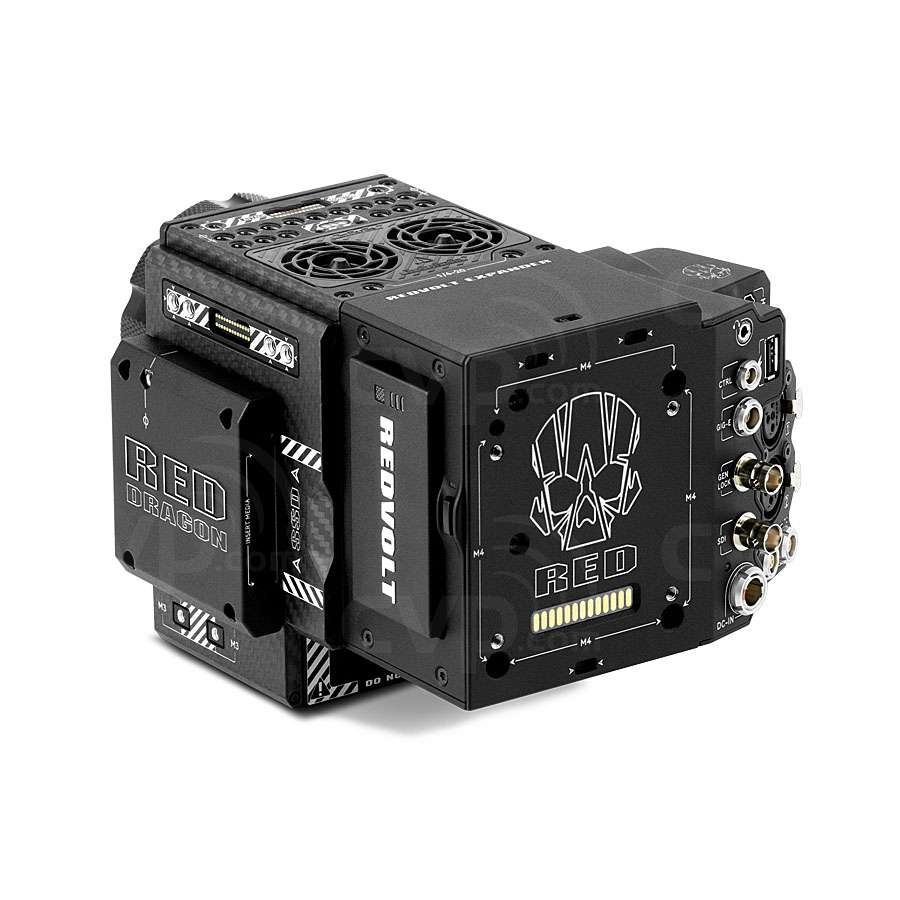 Red WEAPON REDVOLT Expander with DC Power, HDMI, HD-SDI, Timecode