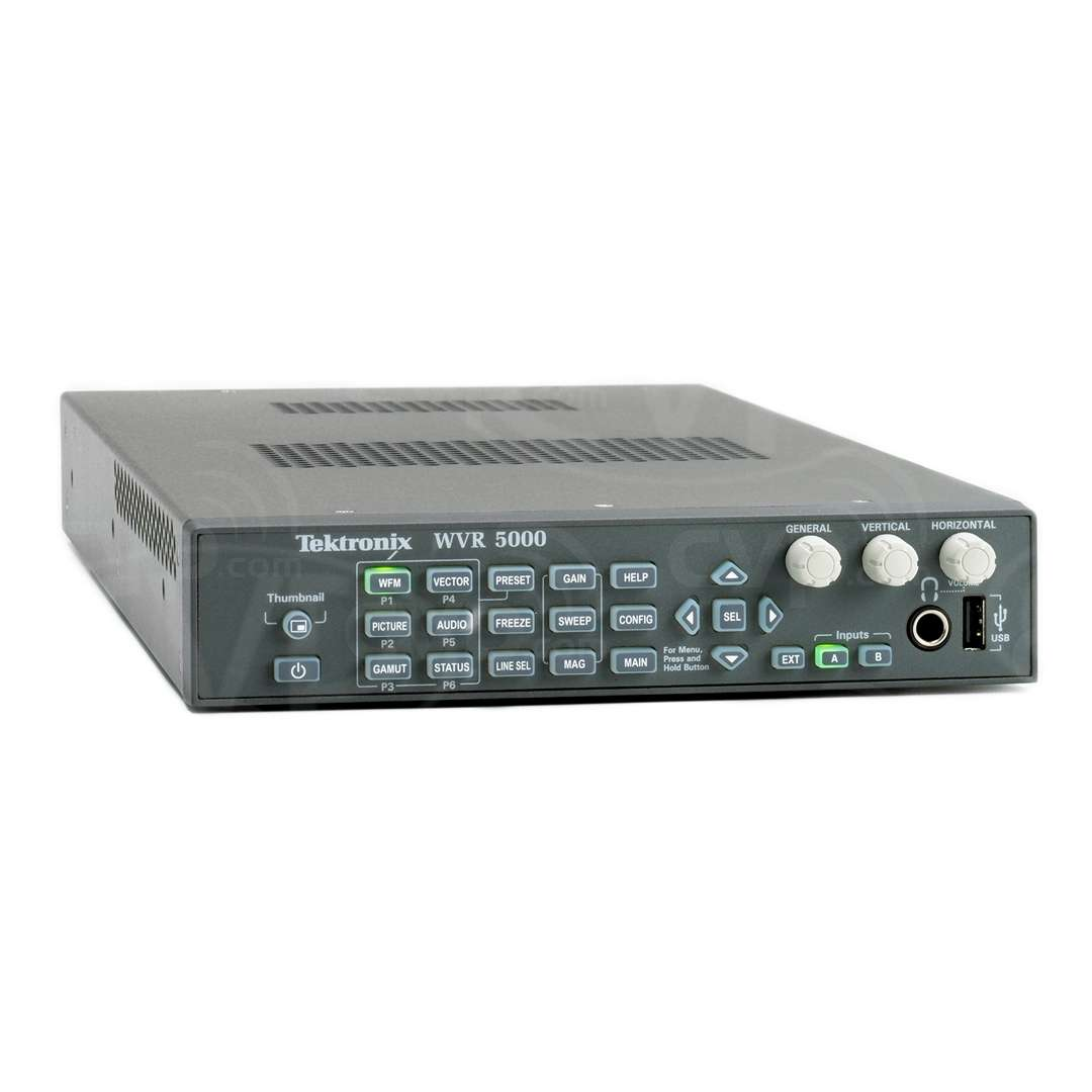 Tektronix WVR5000 HD / SD-SDI waveform Rasteriser