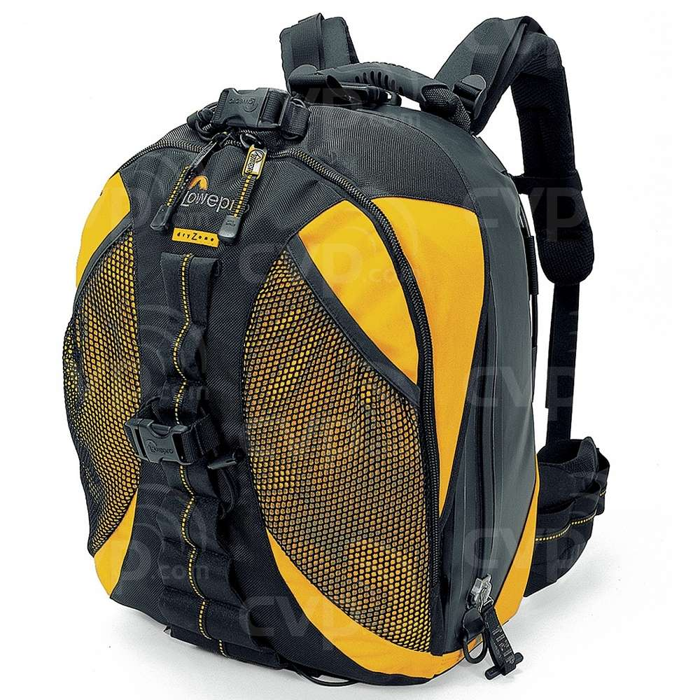 Lowepro LP20080-PEF (LP20080PEF) DryZone 200 Camera Backpack - Yellow (Internal