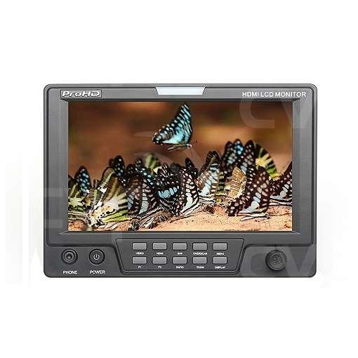 JVC DT-X71CI (DTX71CI) 7inch LCD Portable HDMI Monitor