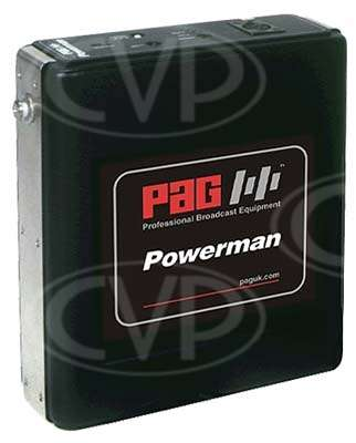 PAG 9342 Powerman Ni-Cad Battery Pack with 1 x XLR-4