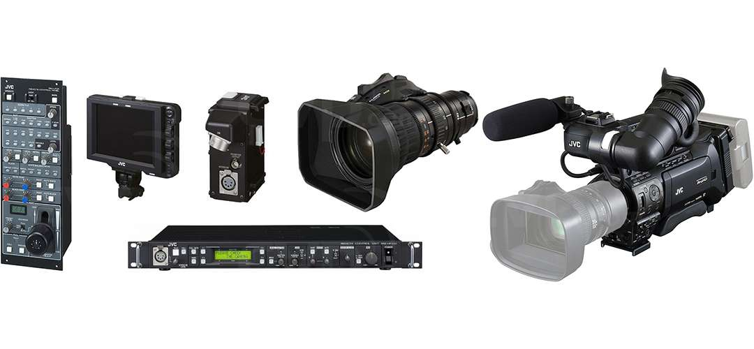 JVC GY-HM890 Multicore Pack 2