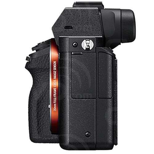 Sony Alpha a7 Mark II 24.3 Megapixel Full Frame Sensor