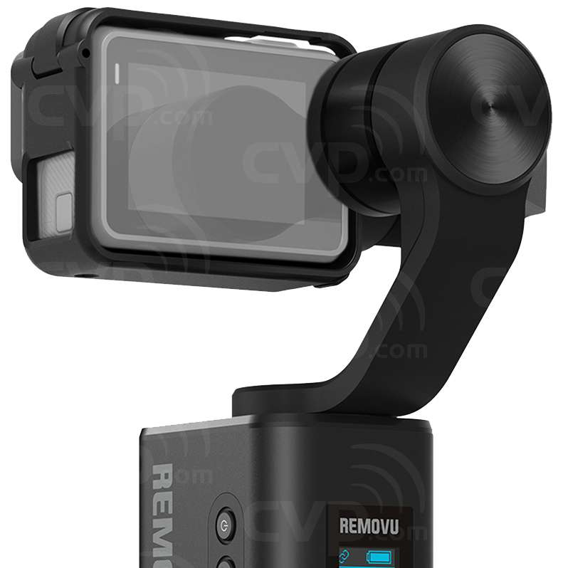 REMOVU S1 Gimbal for GoPro - GoPro not included