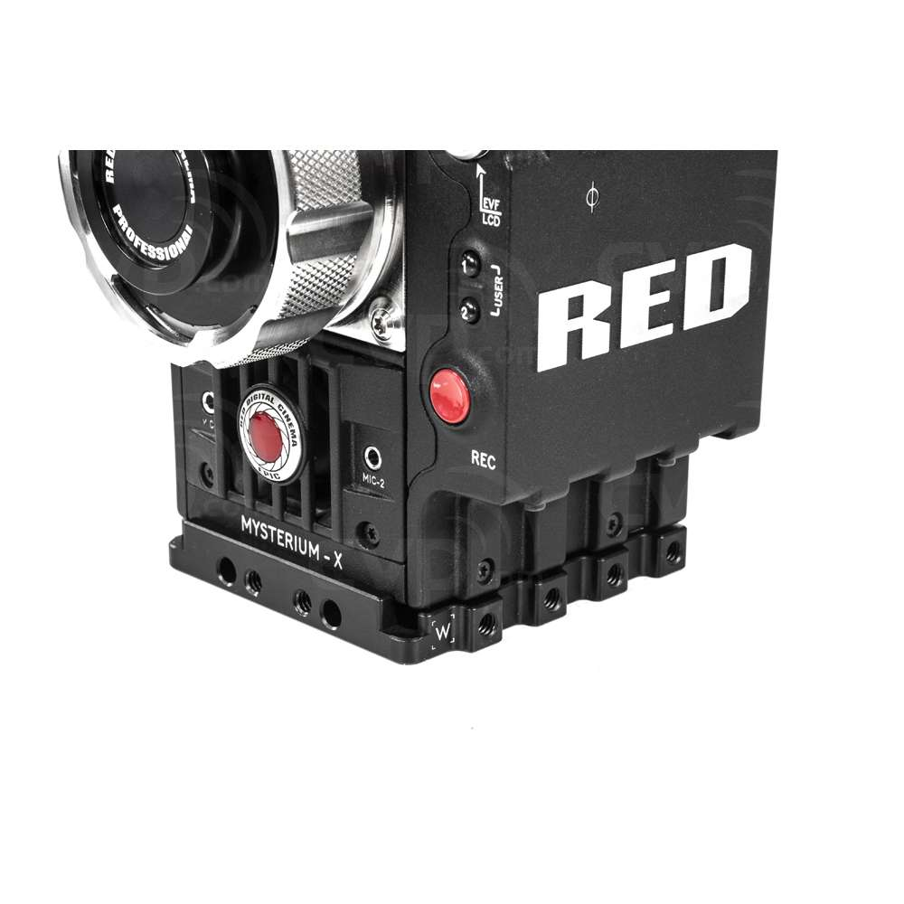 Wooden Camera Riser shim plate for RED Epic and Scarlet