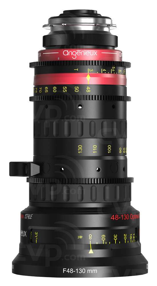 Angenieux Optimo Style Bundle Including 1x 16-40mm, 1x 30-76mm and