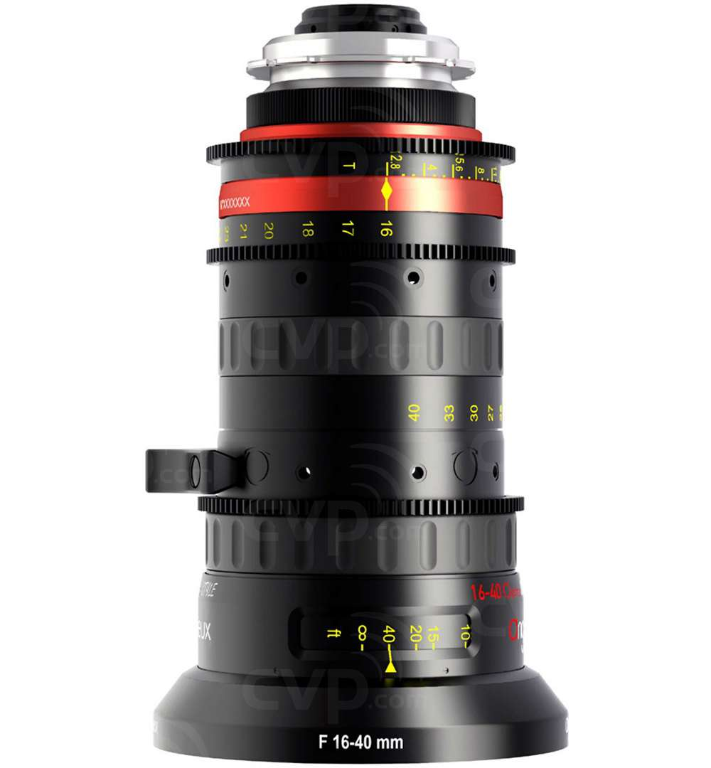 Angenieux Optimo Style Bundle Including 1x 16-40mm, 1x 30-76mm, 1x