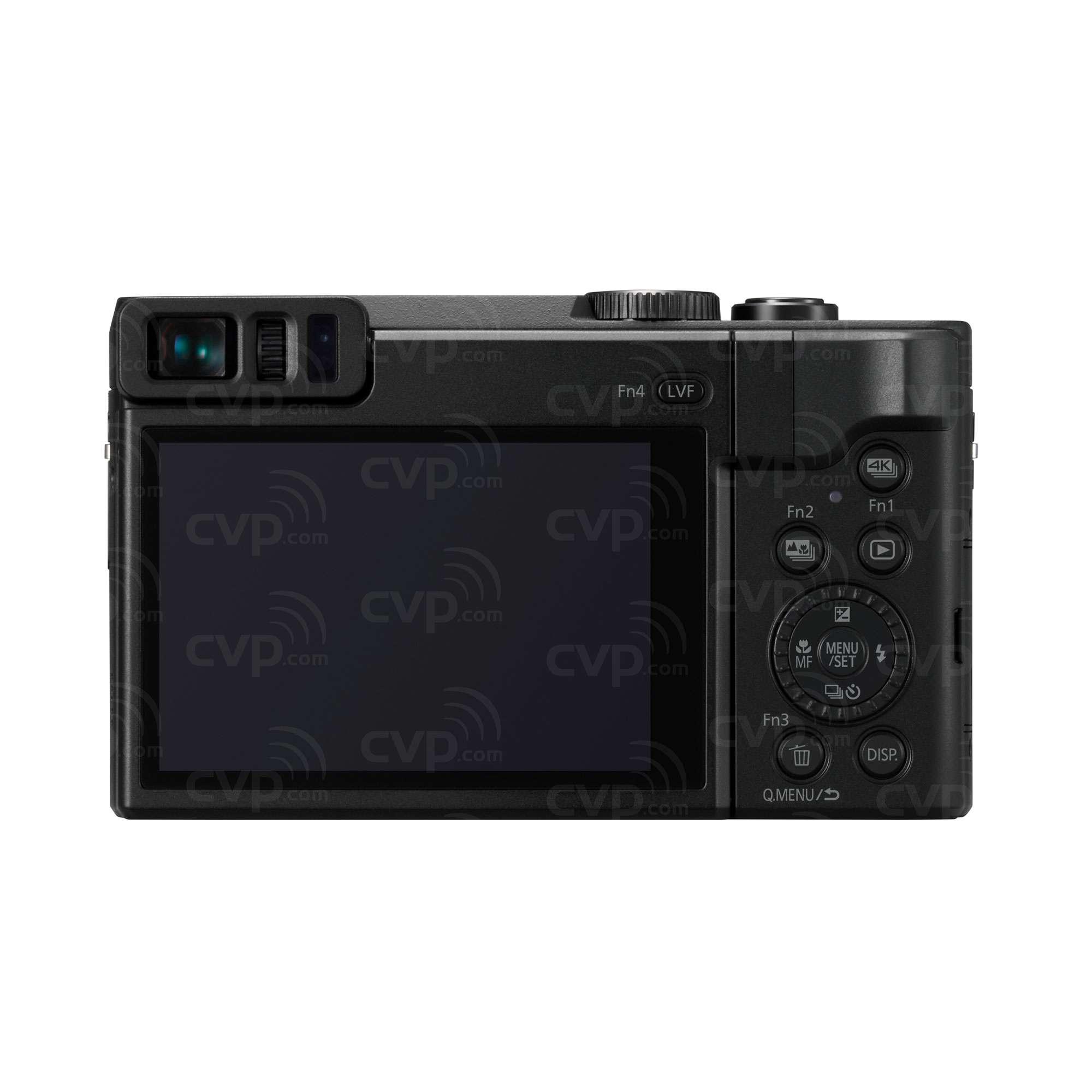 Panasonic Lumix DC-TZ90 20.3 MP 30x Digital Compact Camera with