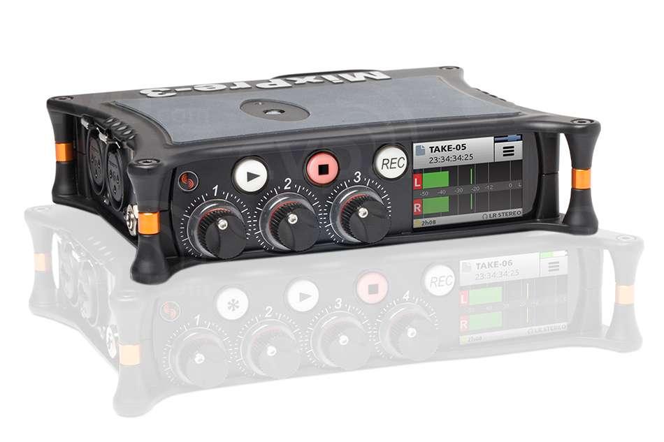 Sound Devices SD-MIXPRE-3 (SDMIXPRE3) MixPre-3 Audio Recorder