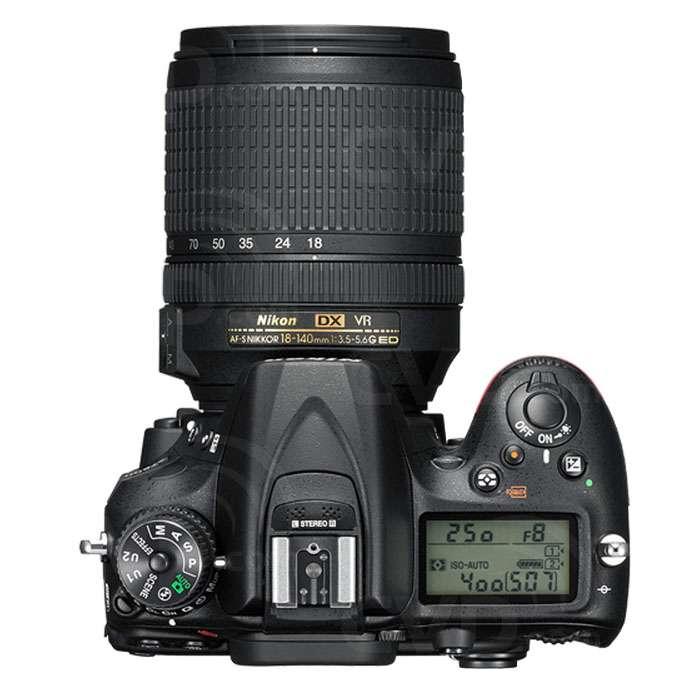 Nikon D7200 24.2 Megapixel DX Format Digital SLR Camera with