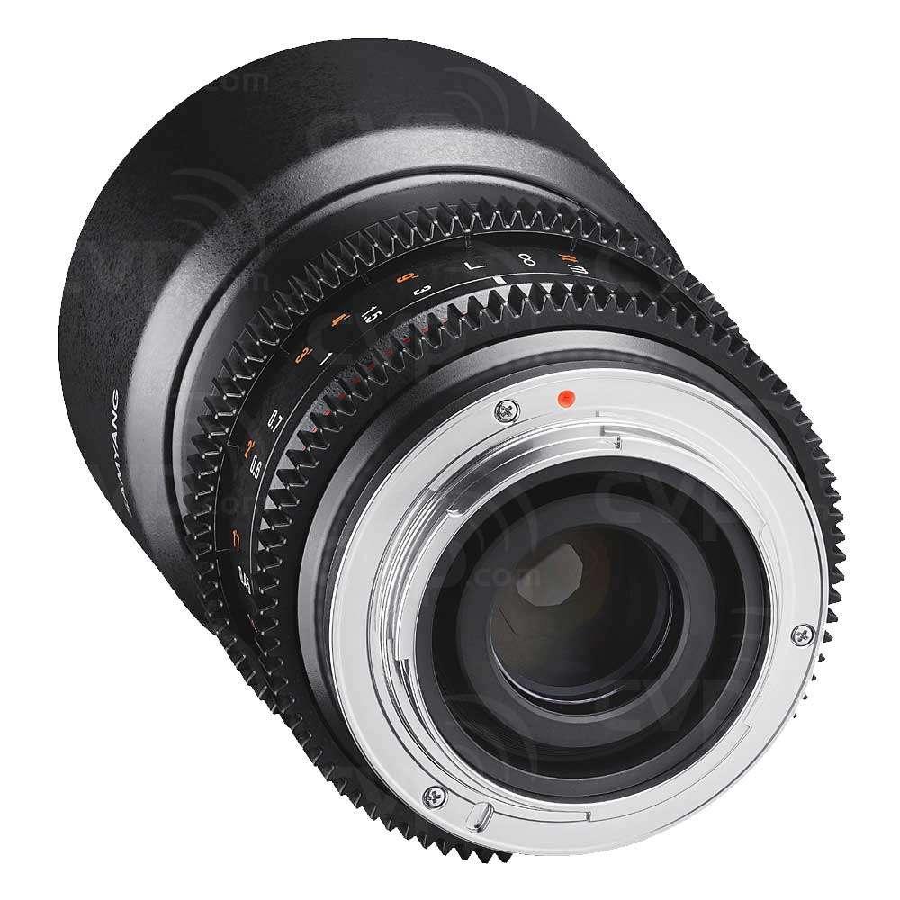 Samyang 35mm T1.3 - MFT
