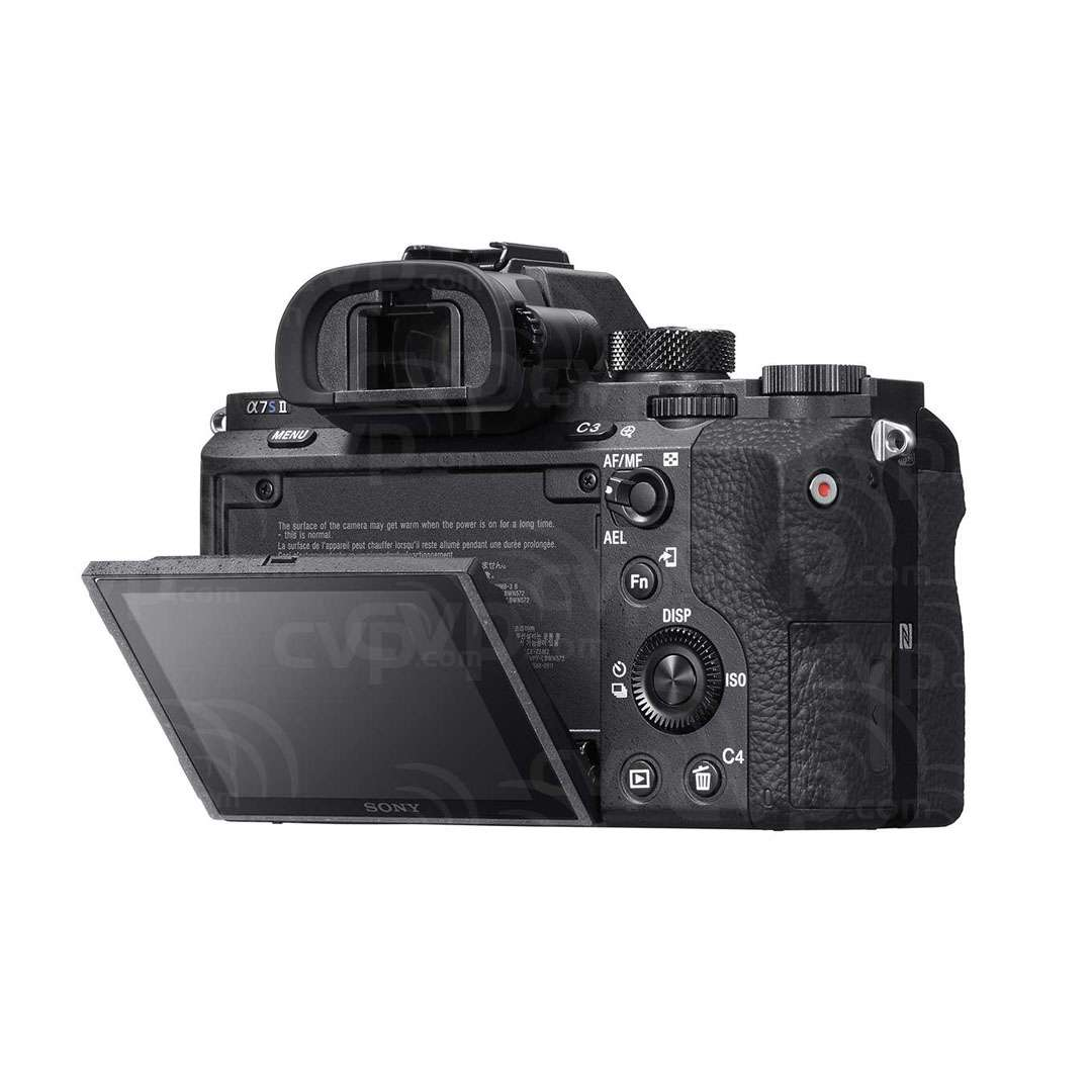Sony a7S Mark II 12.2 Megapixel Full Frame Digital Camera
