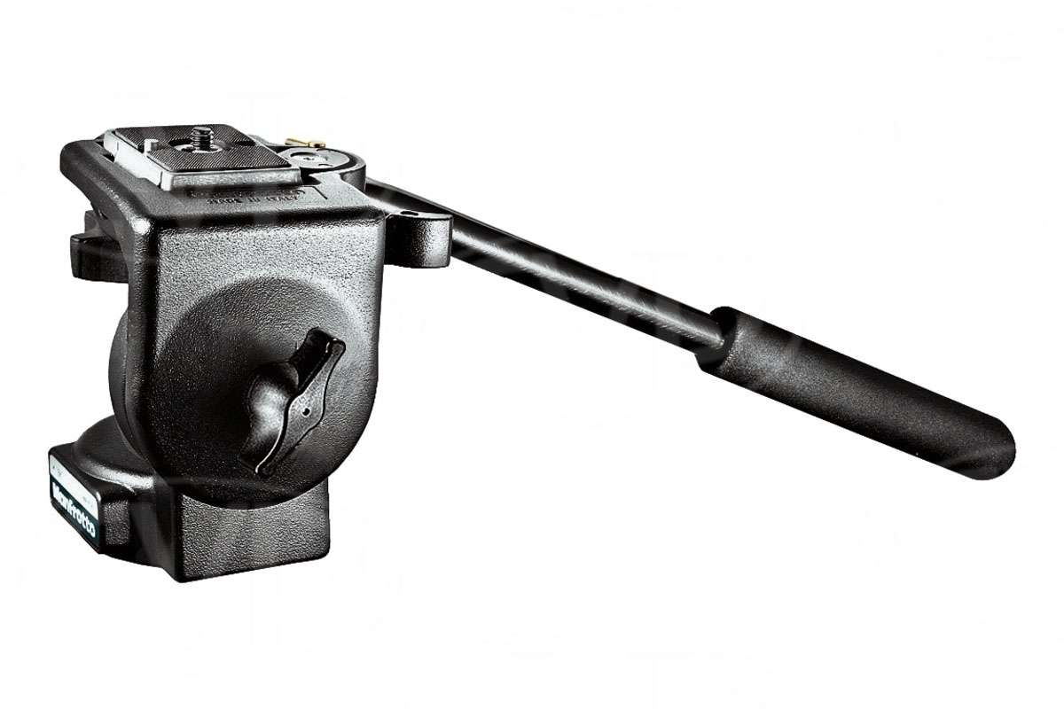 Manfrotto 128RC (128-RC) Micro Fluid Head with Quick Release Camera