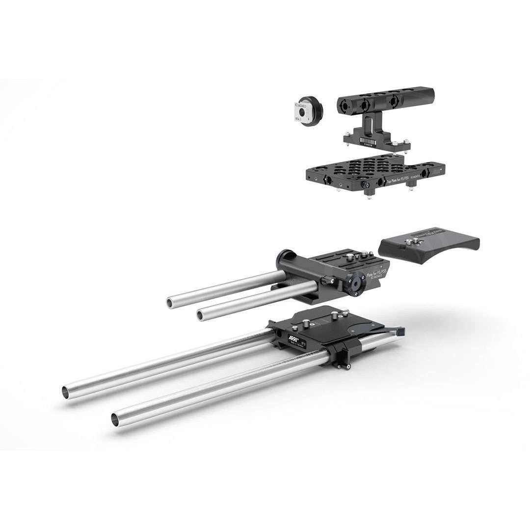 F5 / F55 Accessories Range (includes other Arri products available