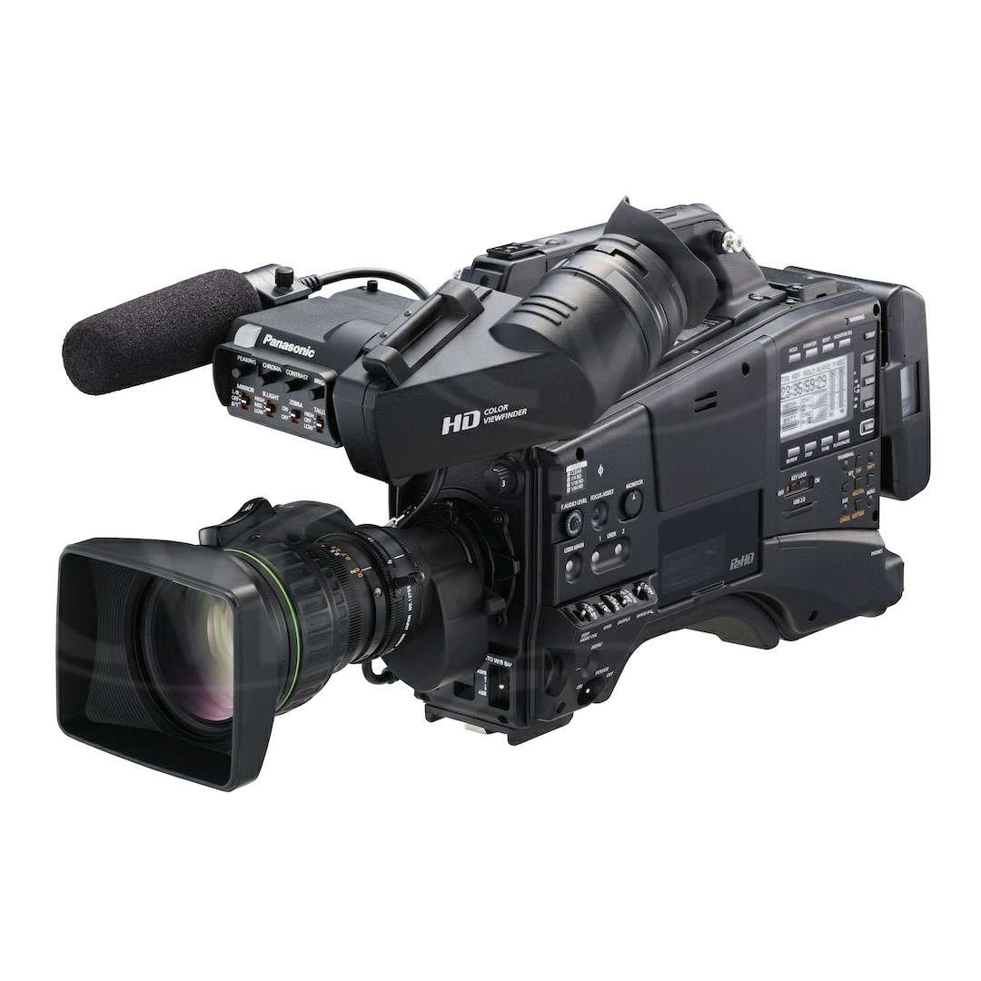 Panasonic AG-HPX600 (AGHPX600) Lightweight 2/3 Shoulder Mount P2HD Camera Recorder