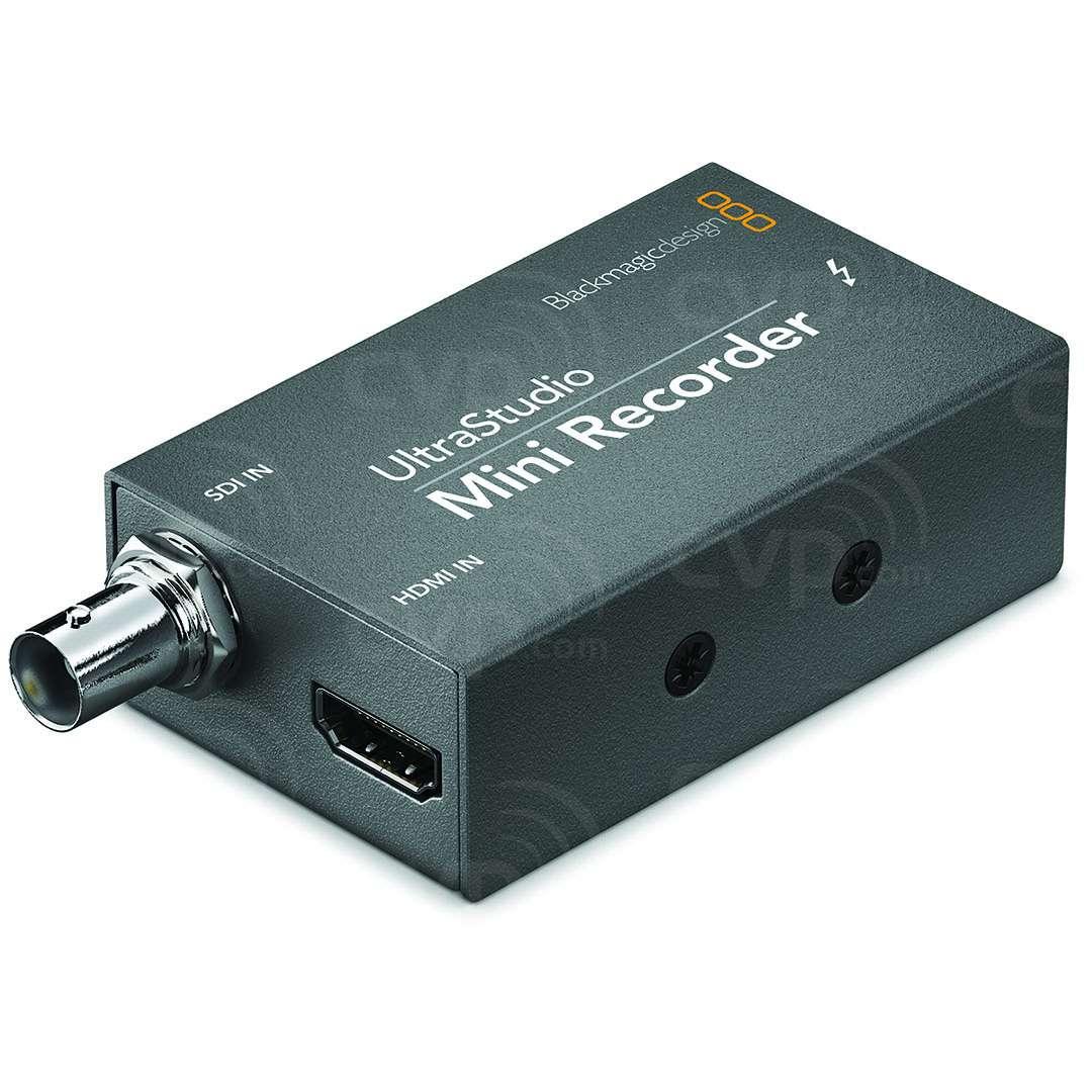 Blackmagic Design UltraStudio Mini Recorder - ultra small pocket