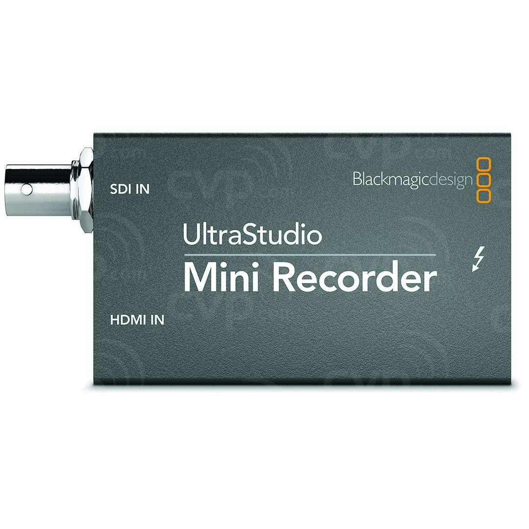 Blackmagic Design UltraStudio Mini Recorder - ultra small pocket sized