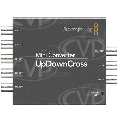 Blackmagic Design UpDownCross Mini Conveter
