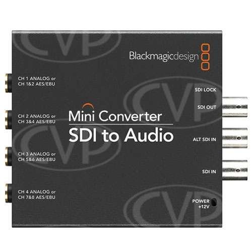 BlackDesign Mini Converter - SDI to AUDIO