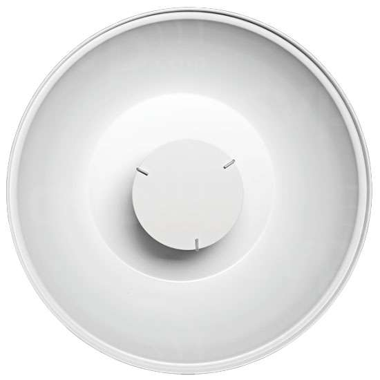 Profoto Softlight 65-degree Reflector for Profoto Heads - White (100608)