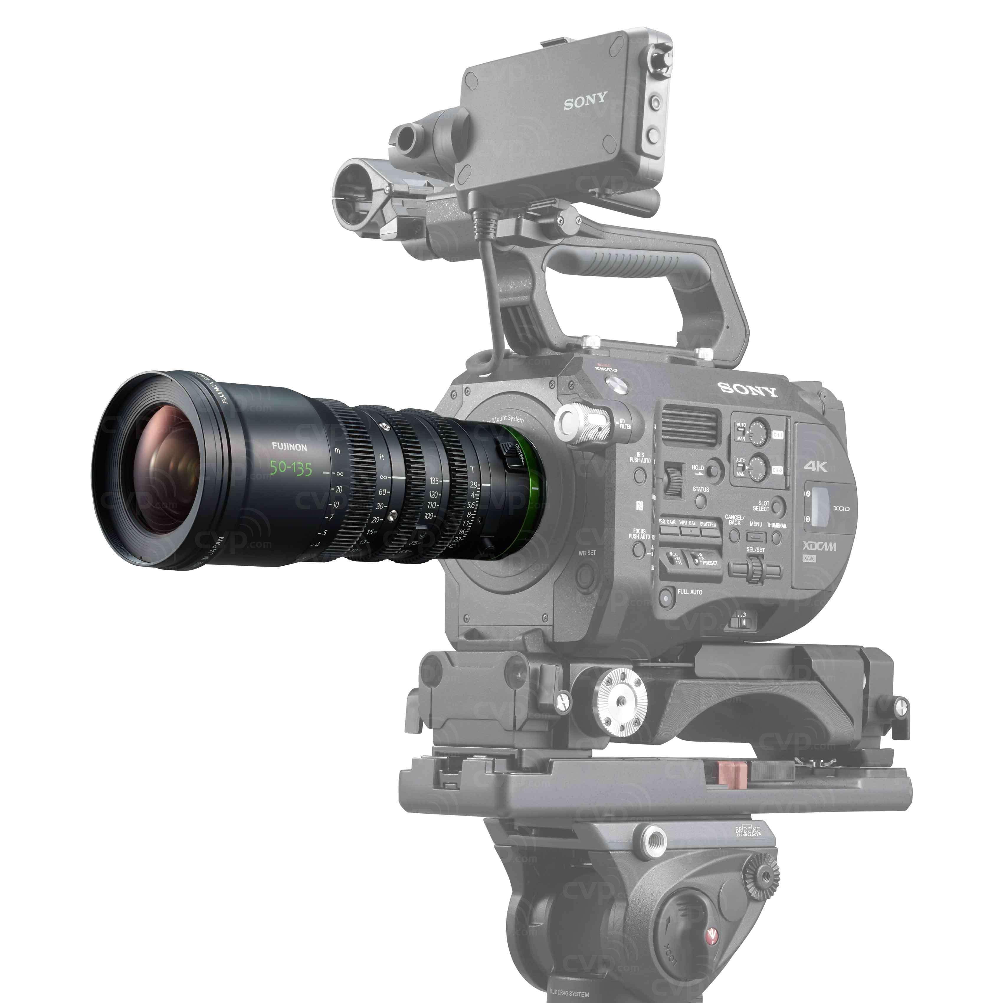 Fujinon MK50-135mm T2.9 - E Mount