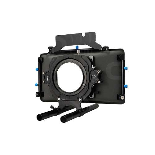USED TLS Kestrel Matte Box Includes 2 Filter Trays, French