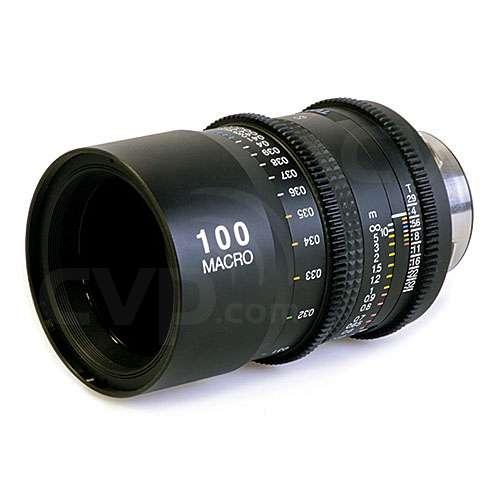 Tokina (7233) 100mm T2.9 Cinema AT-X Macro Lens - Canon