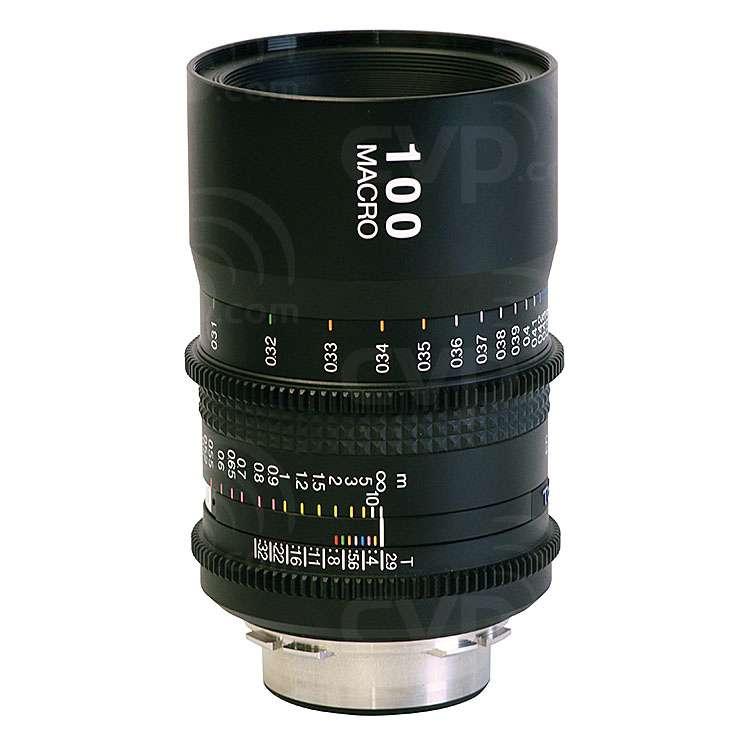Tokina (7235) 100mm T2.9 Cinema AT-X Macro Lens - PL
