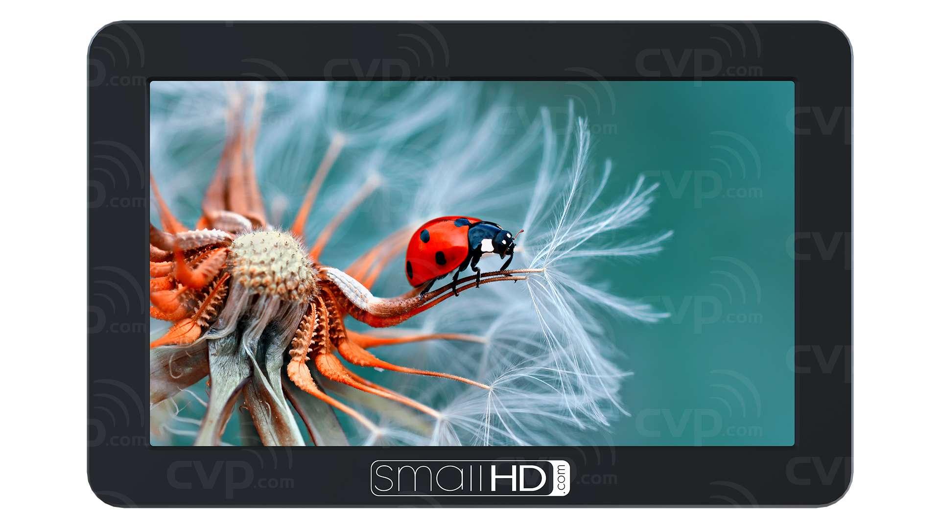 SmallHD FOCUS Canon LPE6 Bundle