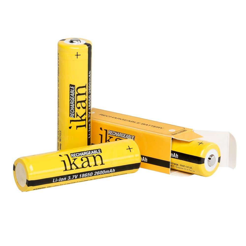 IB-18650-26-3PK Battery 3 Pack