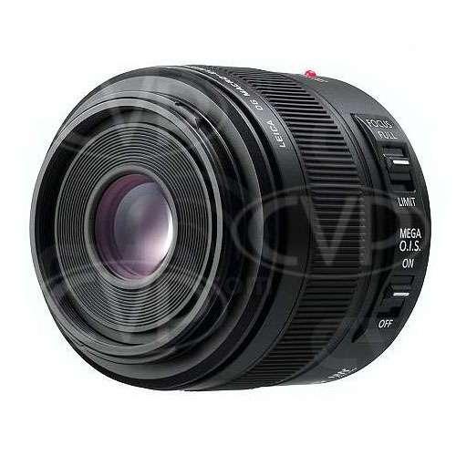 Panasonic 45mm f2.8 Lumix Leica DG Macro Elmarit Lens -