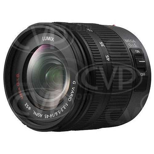 Panasonic 14-45mm f3.5-5.6 Lumix G Vario Lens - Micro Four
