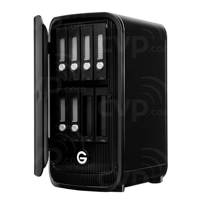 G-Tech G-SPEED Studio XL Thunderbolt 2 with two ev-Series Bay