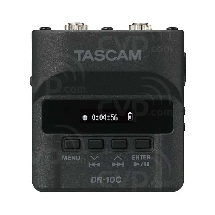 Tascam DR-10CS (DR10CS) Micro Linear PCM Recorder with Wireless System