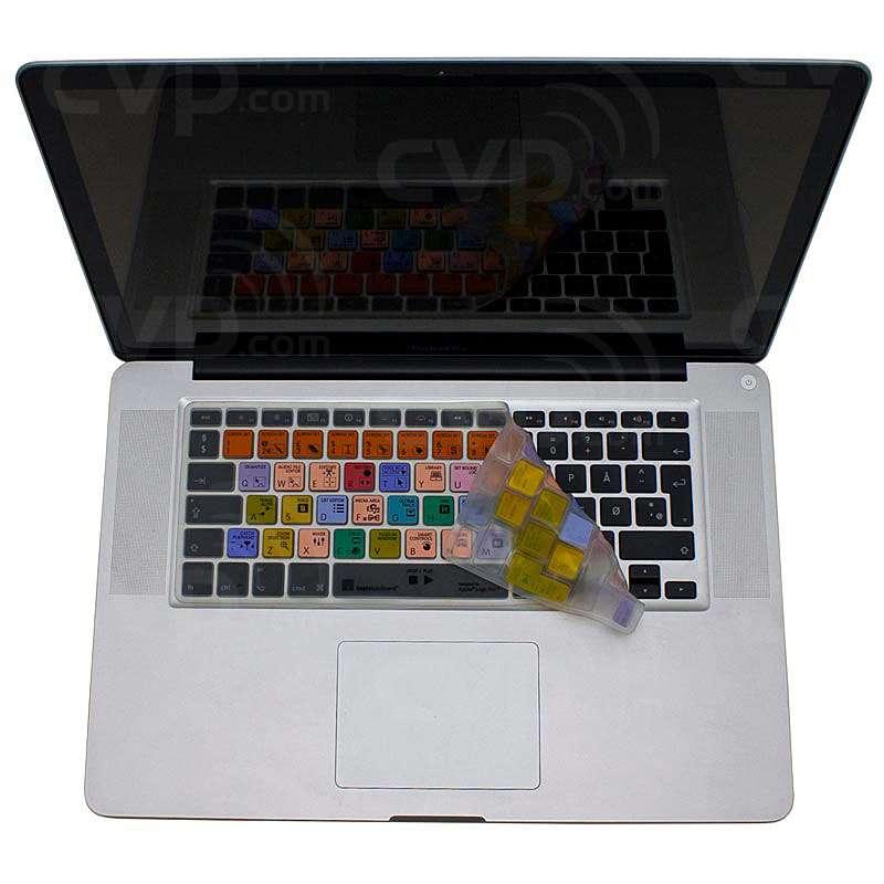 Logickeyboard Apple Logic Pro X LogicSkin Preset MacBook/WL (LOG-LSLOGXPMBUCUK)