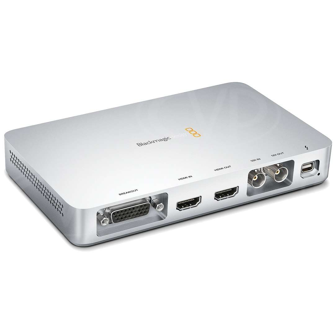 Blackmagic Design UltraStudio Express with Thunderbolt (BMD-BDLKULSDEXPRESS)